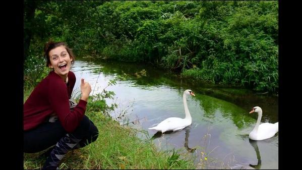 Dans quelle vidéo Wendy a-t-elle pris cette photo de Sonia?