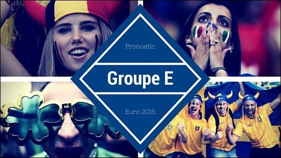 Qui est arrivé en tête du classement dans le groupe E ?