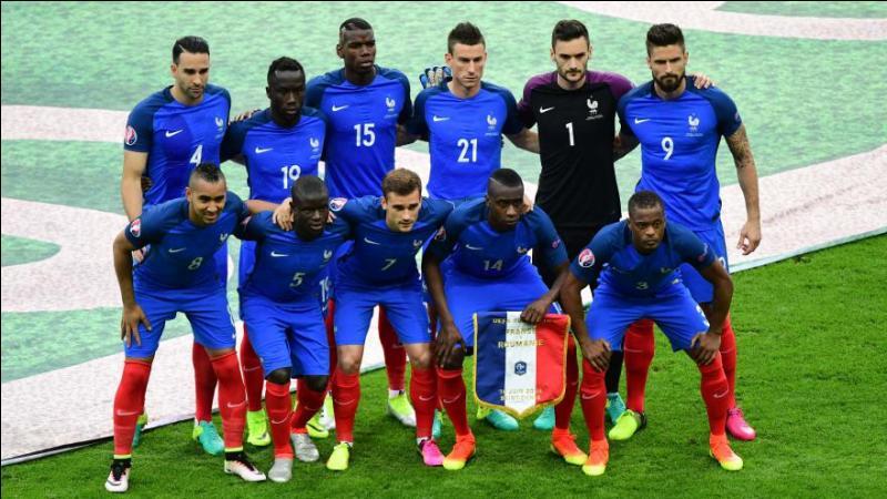 Grâce à quel joueur la France a-t-elle gagné le match contre l'Irlande ?