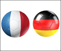 Contre quel pays la France va-t-elle jouer lors du match qui aura lieu le 7 juillet 2016 ?