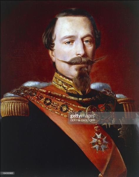 Il s'agit de Napoléon...