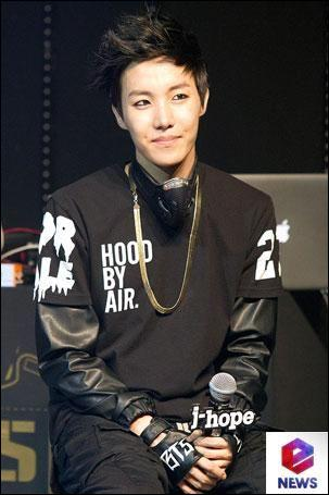 Pourquoi le nom de scène de Ho-Seok est J-Hope ?