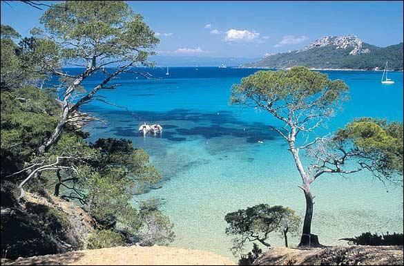 À quel département l'île de Porquerolles est-elle rattachée ?