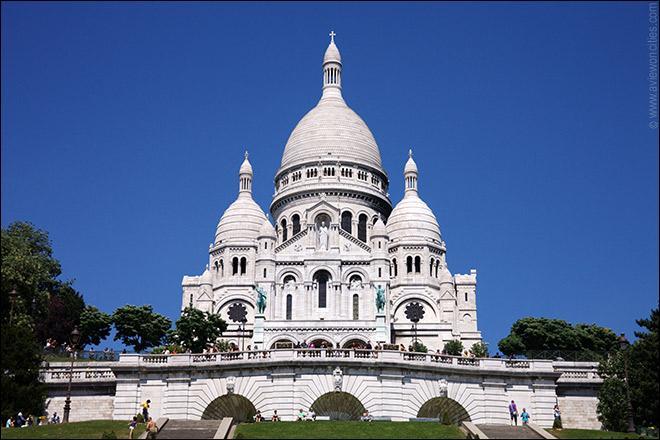 Paris n'est pas un département.