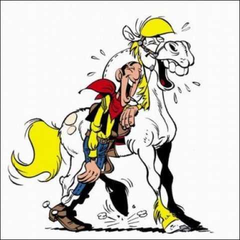 Quel est le cheval de Lucky Luke ?
