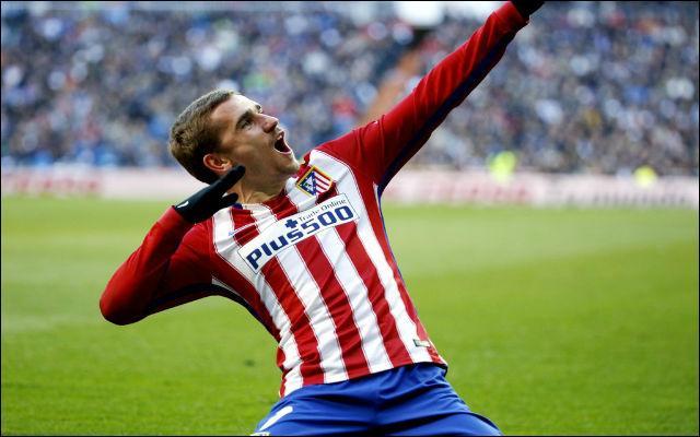 De 2014 à 2015, Antoine Griezmann a marqué :