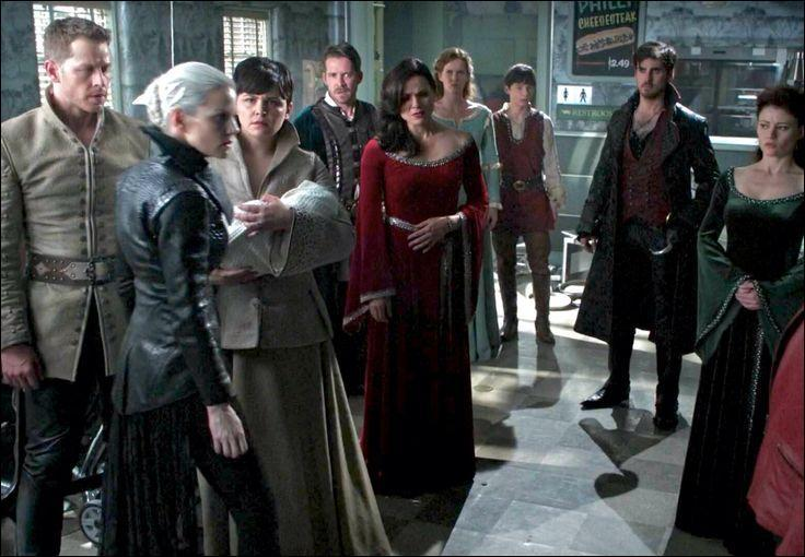 Once Upon a Time - A toi de jouer
