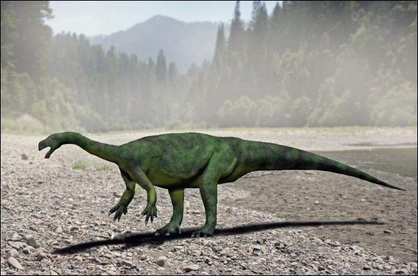 """Quel dinosaure signifie """"griffe de la terre"""" ?"""