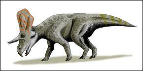 Quel dinosaure tire son nom d'une région d'Amérique ?