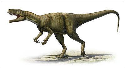 Quel dinosaure a vécu au Trias ?
