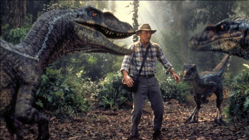 Le vélociraptor pouvait-il être aussi haut qu'un homme adulte ?