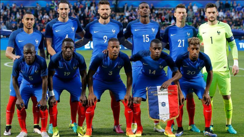 Au cours de cet Euro 2016, combien de buts l'équipe de France a-t-elle marqué ?