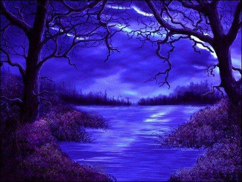 Dans l'Antiquité quel bleu, entrant dans les couleurs de l'arc en ciel, s'obtenait en broyant des feuilles de guède ?