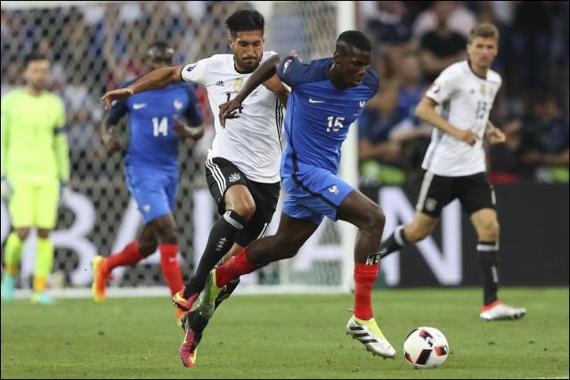 Avant-dernier match de l'Euro qui oppose la France à l'Allemagne et évidemment un match très attendu !