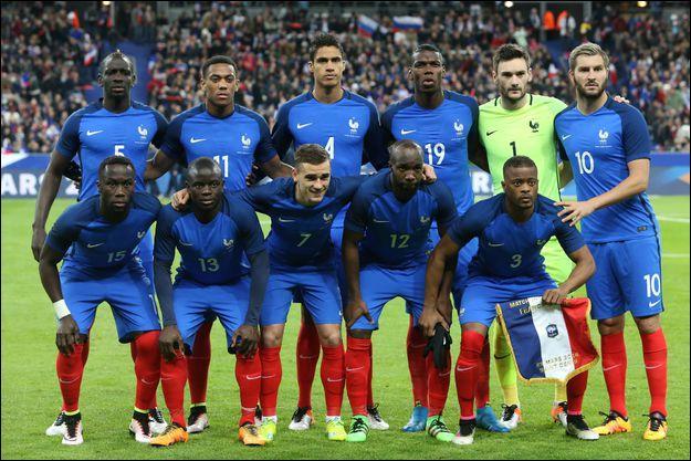 Quatrième match des huitièmes de finale qui oppose la France à Irlande. Quel est le score final ?