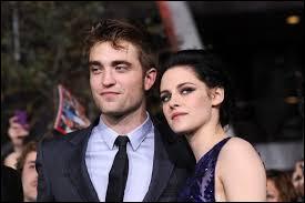 En quelle année Kristen Stewart et Robert Pattinson se sont rencontrés pour la première fois?