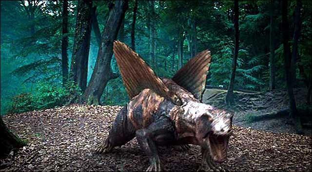 Ce reptile à voiles a-t-il réellement existé ?