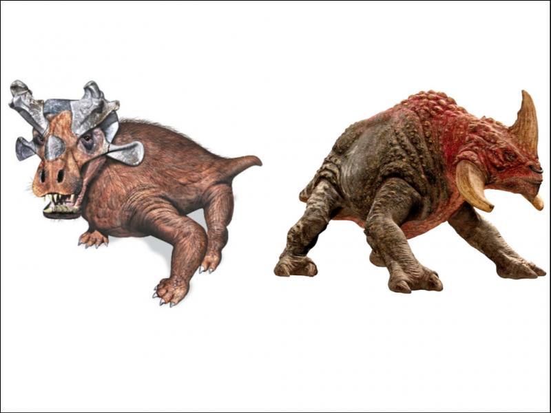Laquelle de ces 2 créatures a réellement existé ?