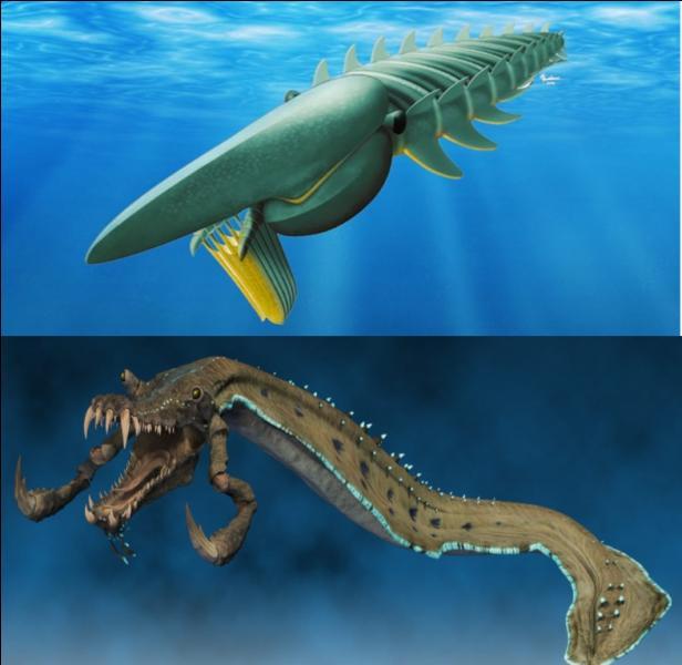 Laquelle de ces 2 créatures marines a réellement existé ?