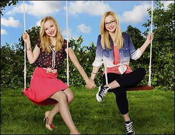 """Dans la série """"Liv et Maddie"""", quelles sont les passions de Liv et Maddie ?"""
