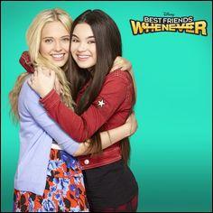 """Dans """"Best friends whenever"""", quels sont les pouvoirs de Cyd et Shelby ?"""