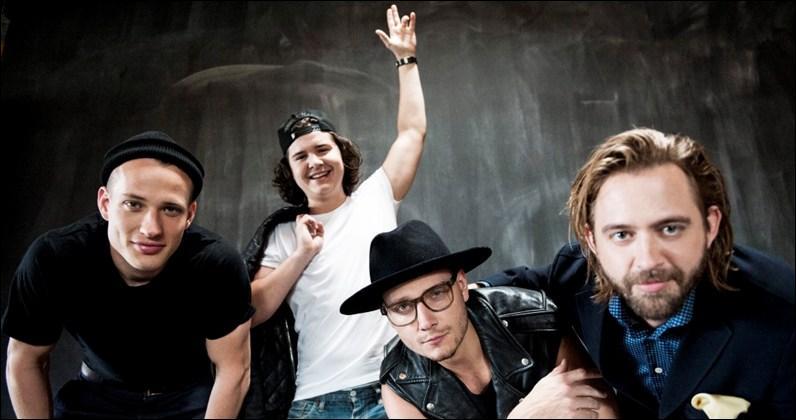 """Ce groupe, n'était pas très connu, mais l'est devenu en interprétant """"7 Years"""". Qui sont-ils ?"""