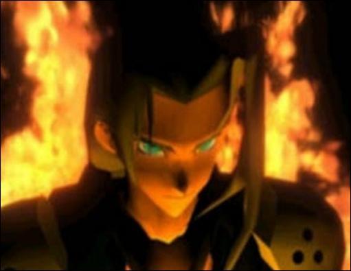 La classe incarnée ! Ce n'est pas pour rien qu'il est le méchant le plus apprécié des joueurs. Il vient de Final Fantasy. Son nom est :