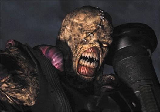Il vous traquera tout au long de votre aventure dans Resident Evil 3. Son nom est :