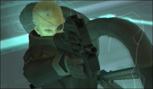 Le grand ennemi de Solid Snake de Metal Gear Solid se nomme :
