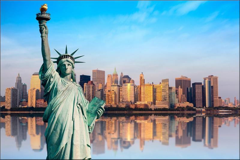 Dans quelle ville des Etats-Unis, la statue de la Liberté est-elle située ?