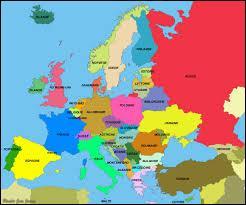 Combien y a-t-il de pays en Europe ?