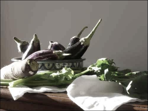 """Quels légumes entrent dans la composition de la """"Bohémienne"""" ?"""