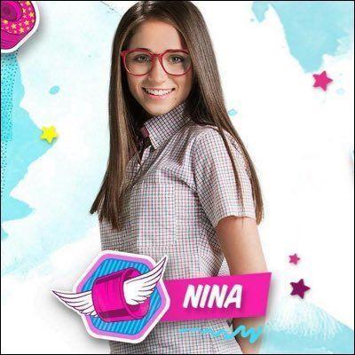 Quel est le pseudo de Nina ?