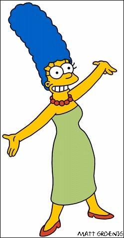 Comment s'appelle la femme de Homer ?
