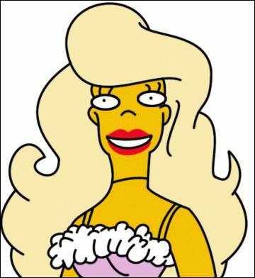 Comment s'appelle la barbie préférée de Lisa ?