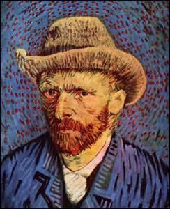 Qu'a peint Vincent Van Gogh ?