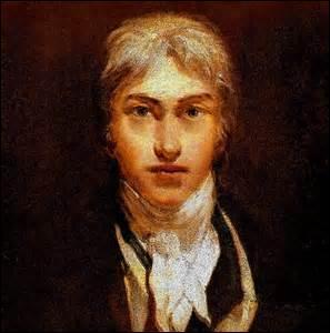 Qu'a peint William Turner ?