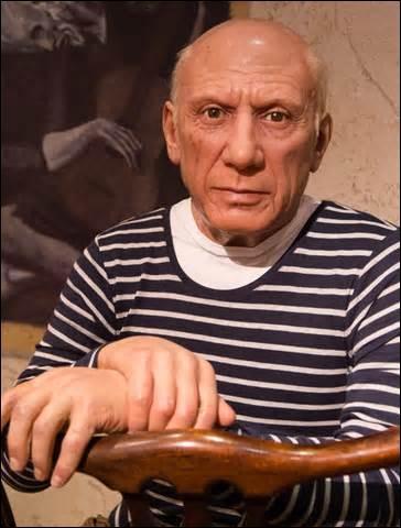 Qu'a peint Pablo Picasso ?