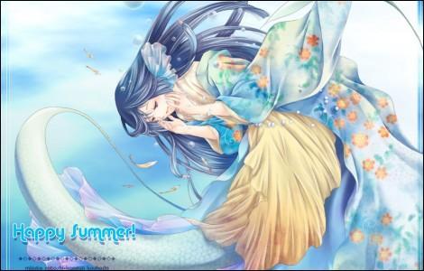 """Ce personnage est-il dans le manga """"Fairy Tail"""" ?"""