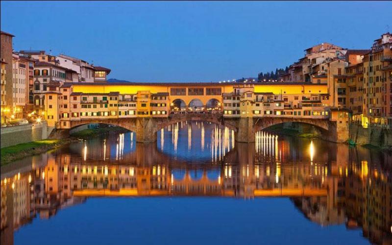 Quel fleuve arrose la ville italienne de Florence ?