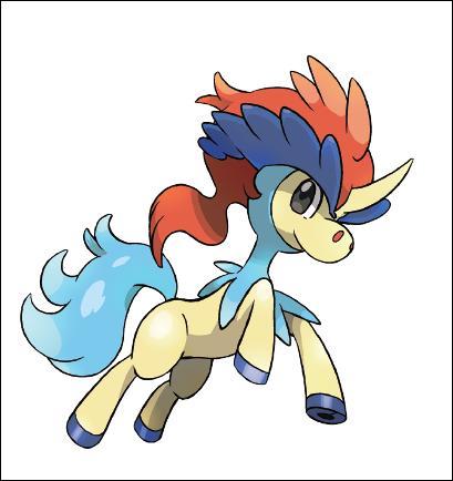 Comment s'appelle ce Pokémon ?
