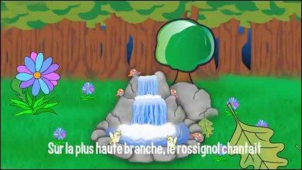 """""""À la claire fontaine"""". Qu'ai-je fait à la claire fontaine ?"""