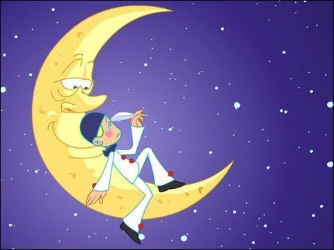 """""""Au clair de la lune"""". Que demandes-tu à ton ami Pierrot ?"""