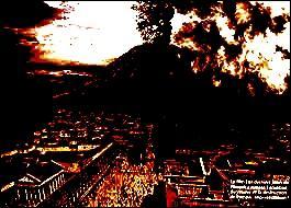 En quelle année le Vésuve dévasta Pompéi ?