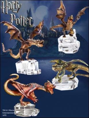 Quel est le Dragon de Fleur Delacour pour la première épreuve du tournoi des Trois Sorciers ?
