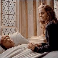 Que dit Ron quand il est endormi ?