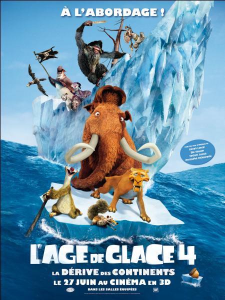 """Dans """"L'Âge de glace"""", comment Sid surnomme-t-il le mammouth ?"""