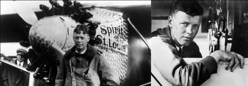 Héros de l'épopée de l'aviation, il réalisera un exploit en 1927 à bord de son avion monomoteur. Peu après, il subit l'enlèvement et le meurtre de son fils. Il sera, pendant un temps, partisan de la neutralité de son pays dans la guerre qui se déroule en Europe.Qui est ce pilote ?