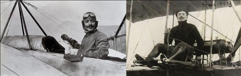 Ce pilote a été le premier pilote à devenir un « as » en réalisant plus de cinq victoires aériennes pendant la 1e Guerre mondiale. En plus, il réalisa plusieurs figures acrobatiques en premier (ou presque).Quel est ce pilote ?