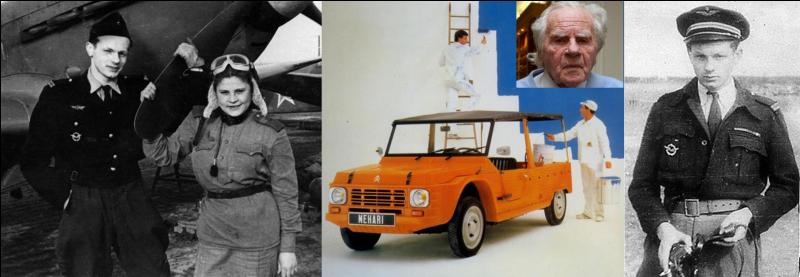 Ce pilote est un héros de la 2e Guerre mondiale. Il possède le 6e meilleur palmarès avec 16 victoires aériennes. Après-guerre, il participera à la mise en place de l'industrie du plastique en France.Qui est ce pilote ?
